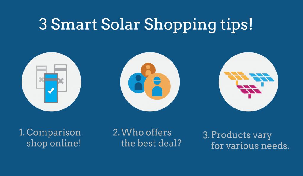 Smart solar shopping tips for Massachusetts and beyond!