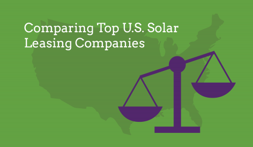 Top solar leasing companies: Your solar company reviews