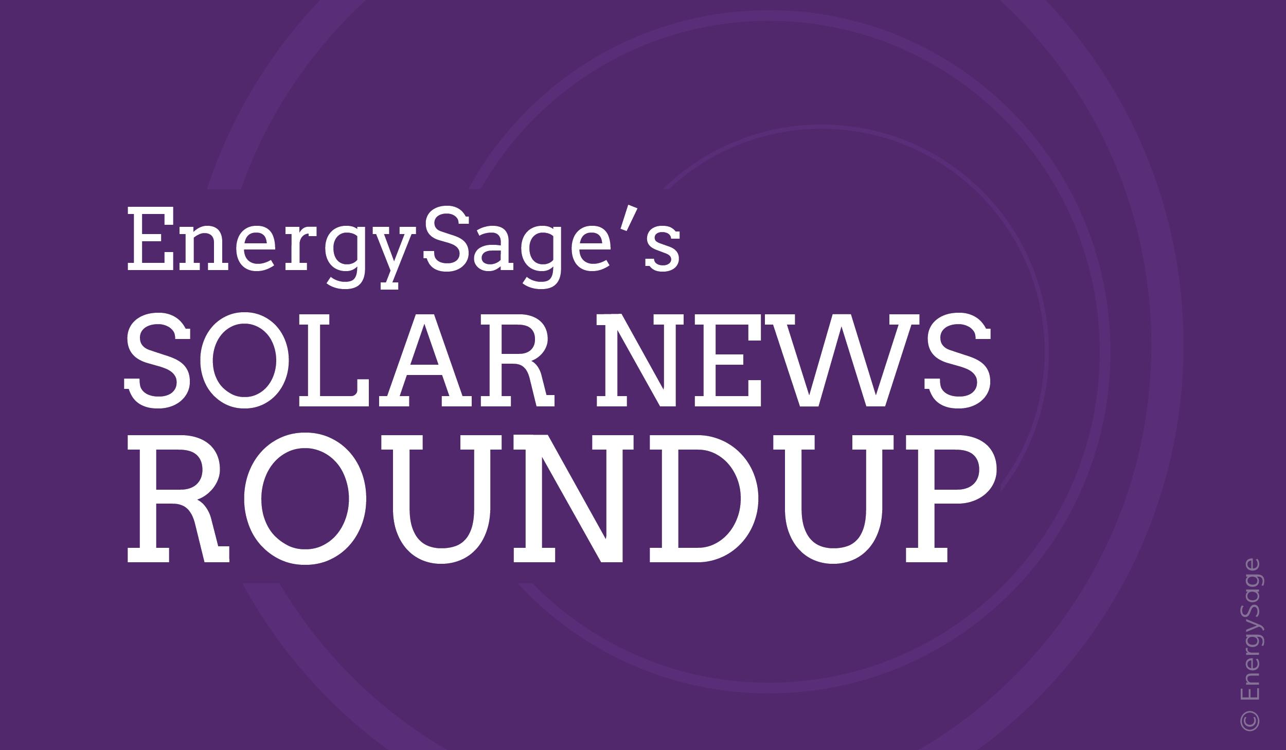 EnergySage Solar Energy News