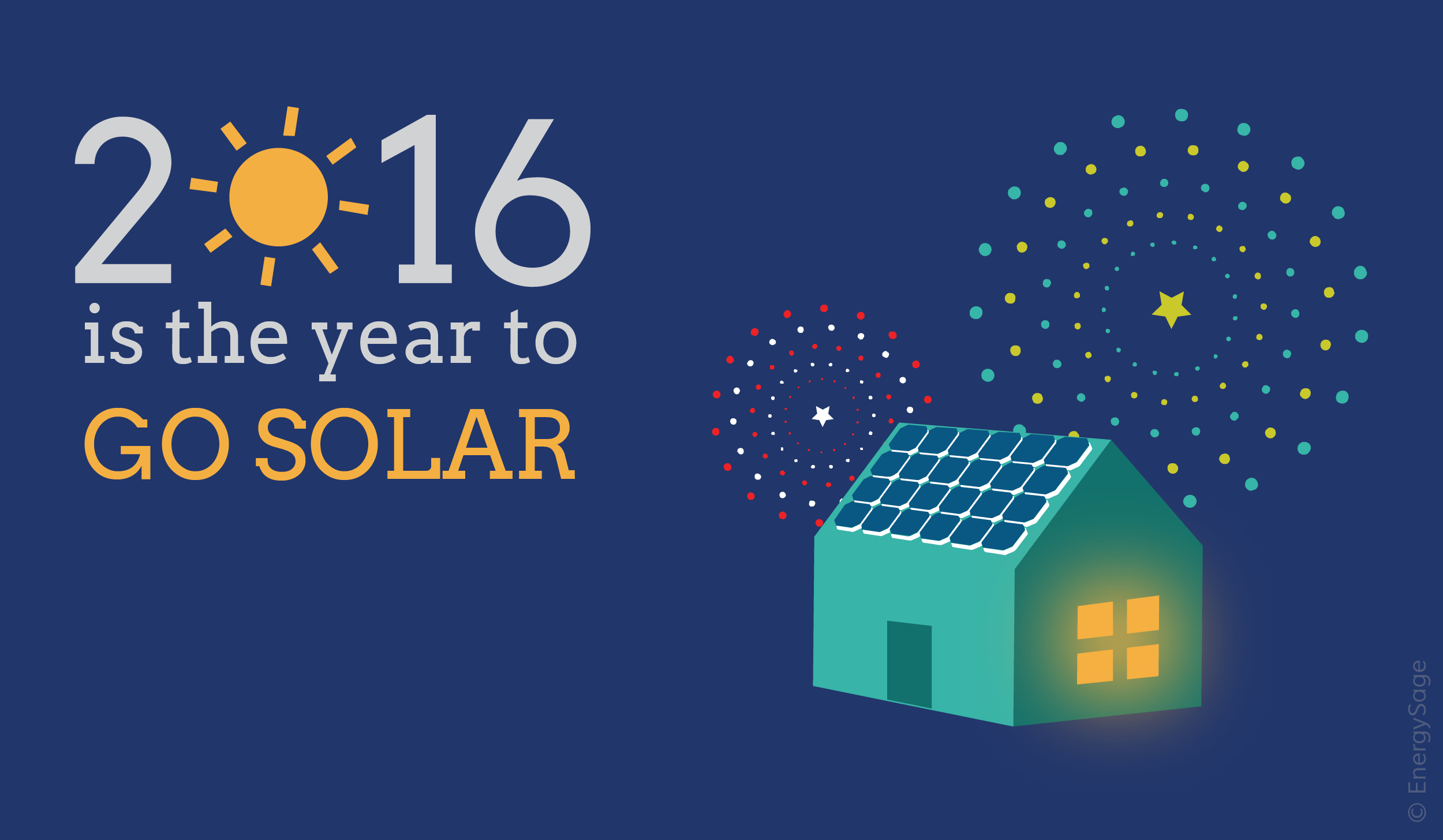 year of solar 2016 energysage