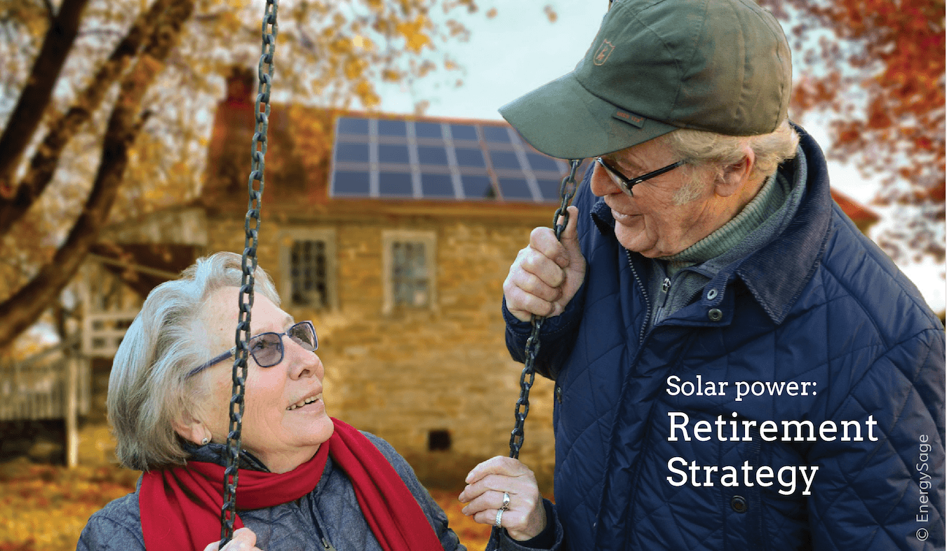 solar as a retirement investment strategy