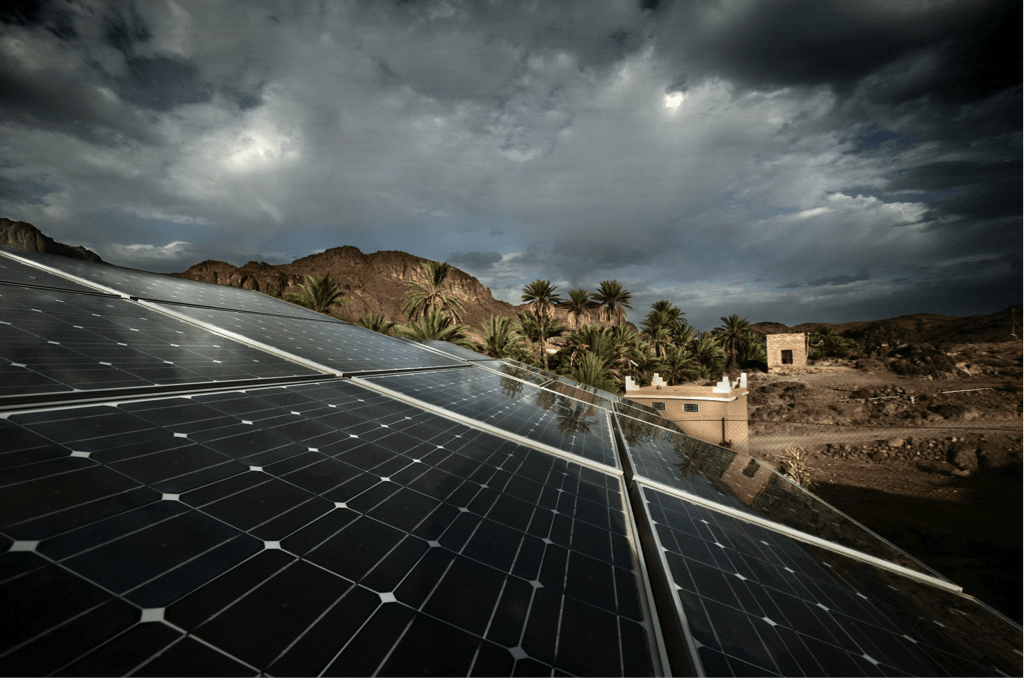 morocco solar power plant largest in world