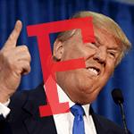 Trump renewable energy grade