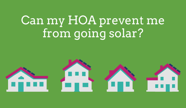 Can I Install Home Solar Panels with an HOA in 2019? | EnergySage