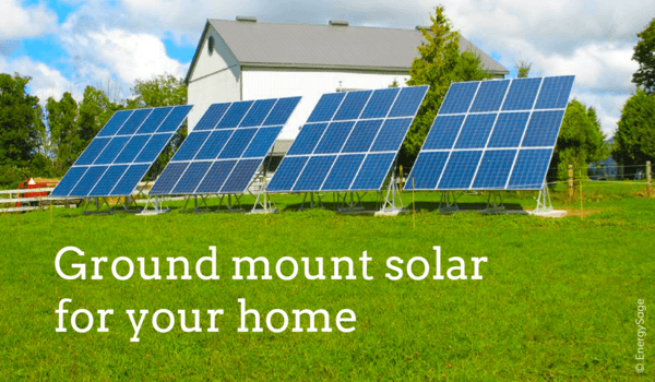 Ground Mounted Solar Top 3 Things You Should Know Energysage