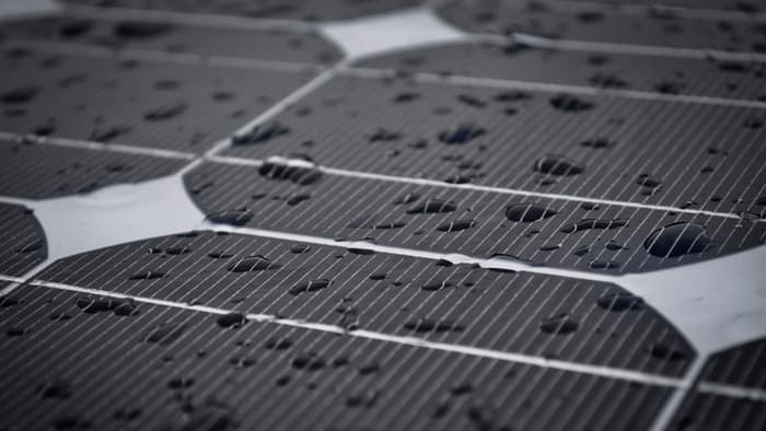 solar cell raindrops news EnergySage