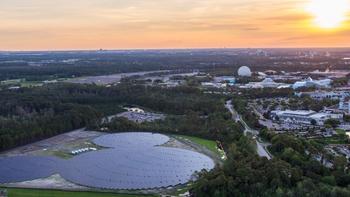 disney solar farm news