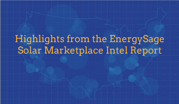 2015 EnergySage Solar Marketplace Intel Report