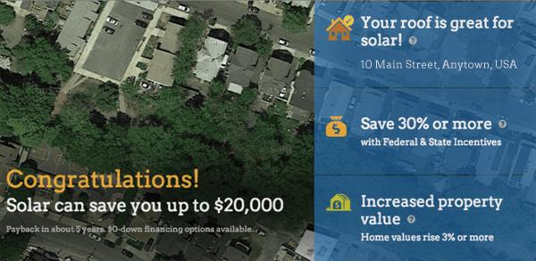 is solar worth it? calculator result