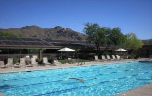 solar pool heater as a solar energy use