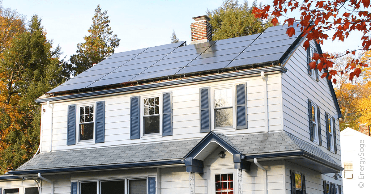 Consumer Reports solar house