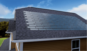A View Of Dow Powerhouse Solar Roof Shingles