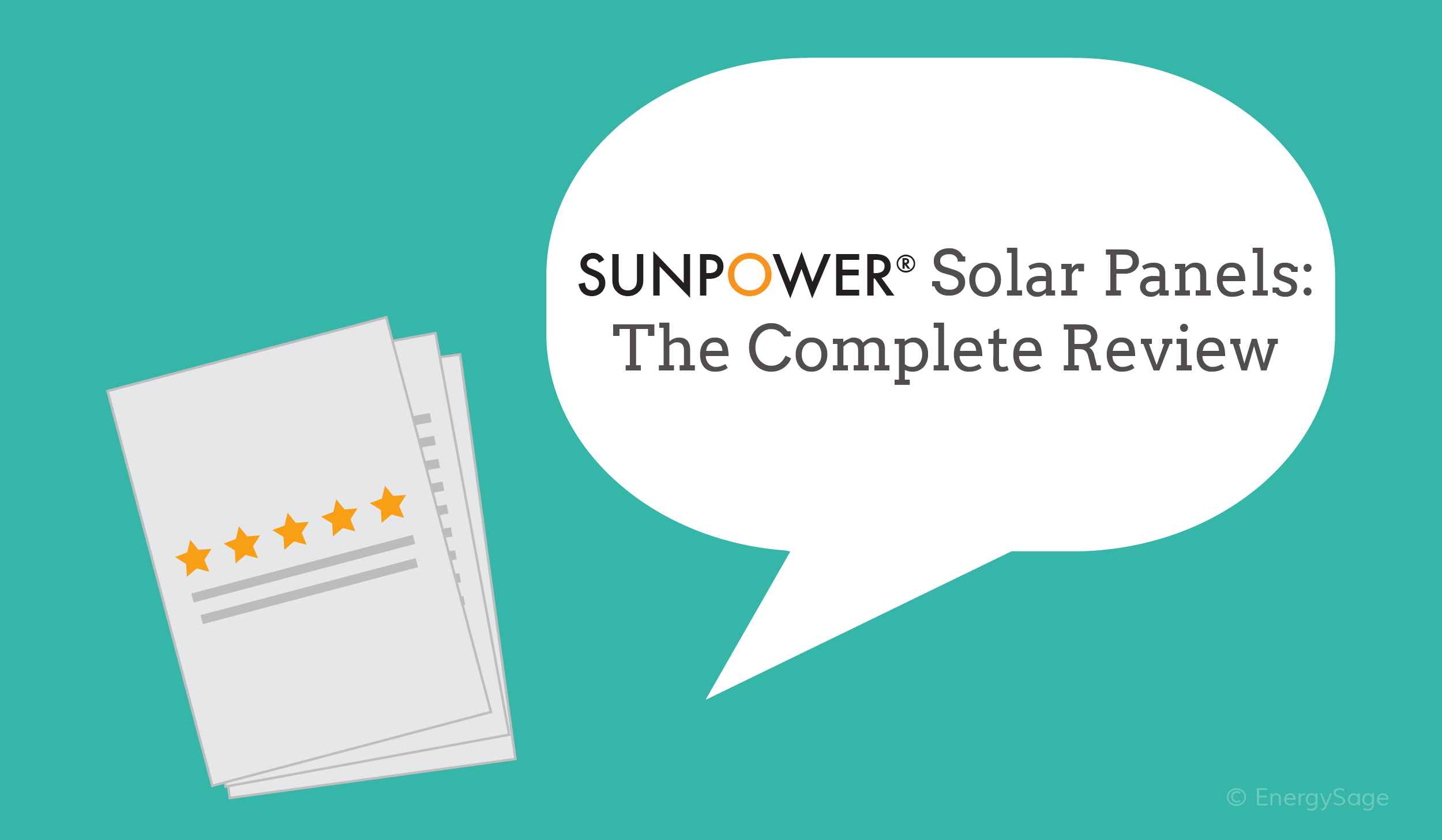 SunPower solar panels review