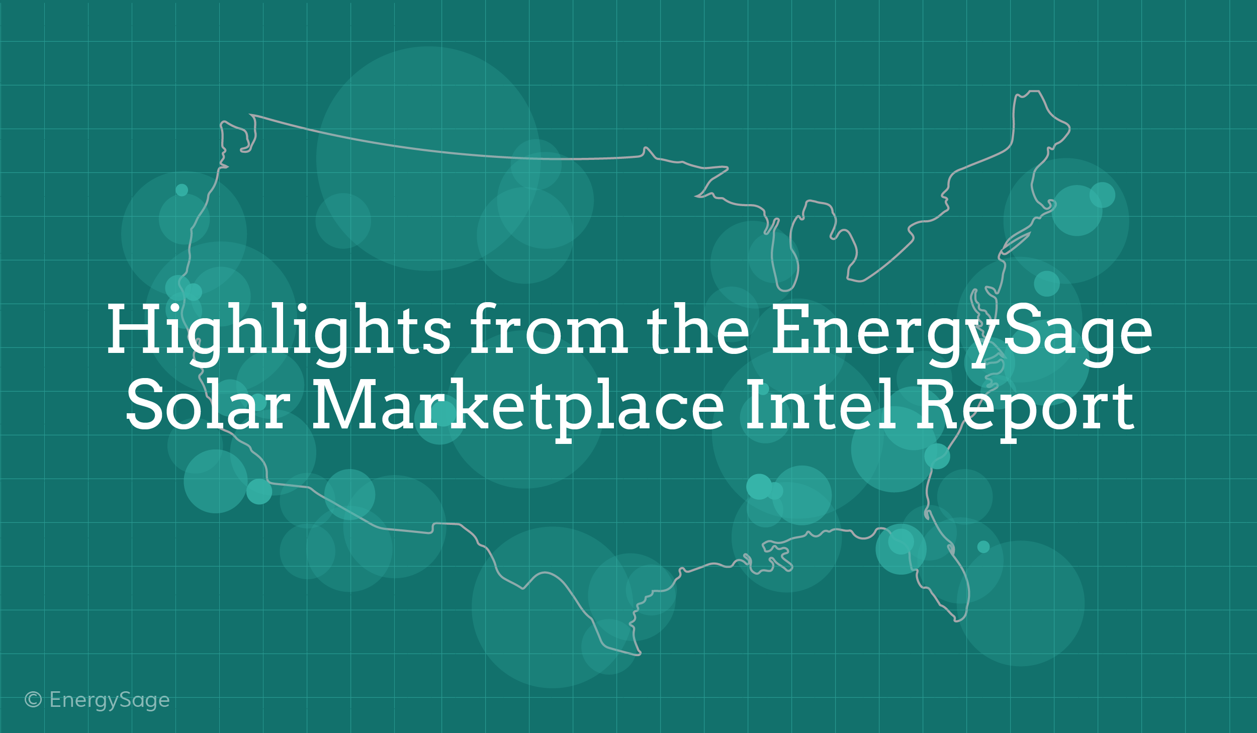 Solar Marketplace Intel Report EnergySage