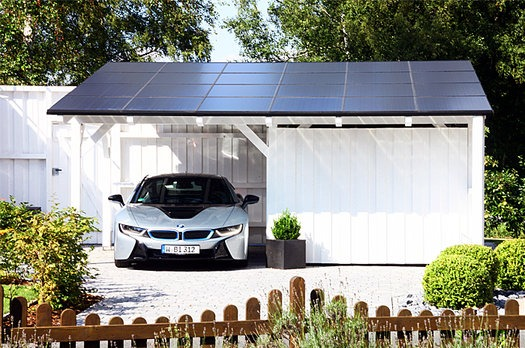 solar carports do they make sense energysage. Black Bedroom Furniture Sets. Home Design Ideas