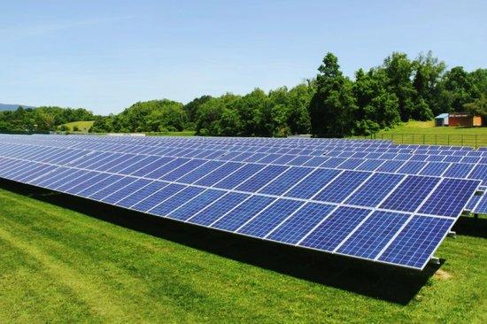 community solar garden virginia