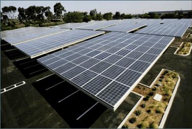solar carport flat