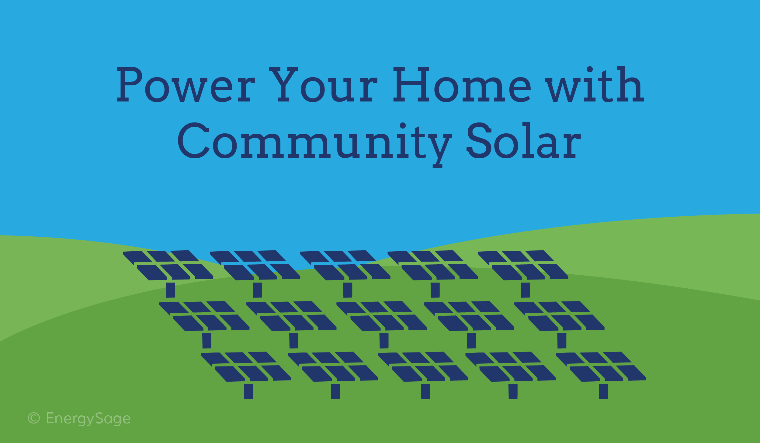 community solar projects for your home