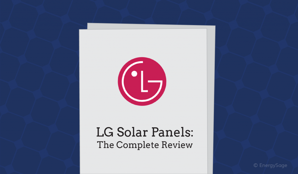 LG solar panel review EnergySage