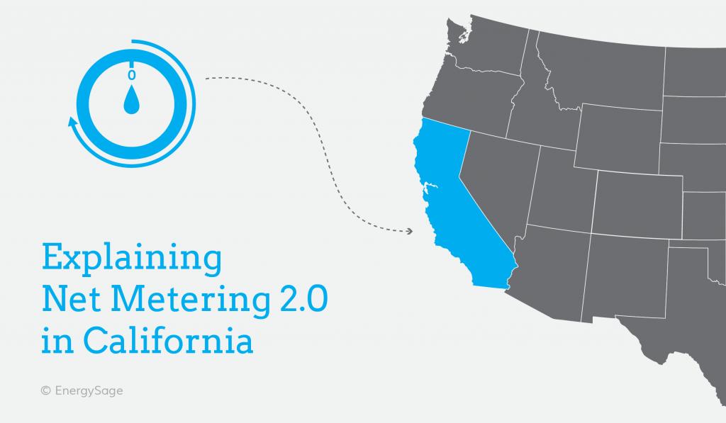 California net metering 2.0 overview
