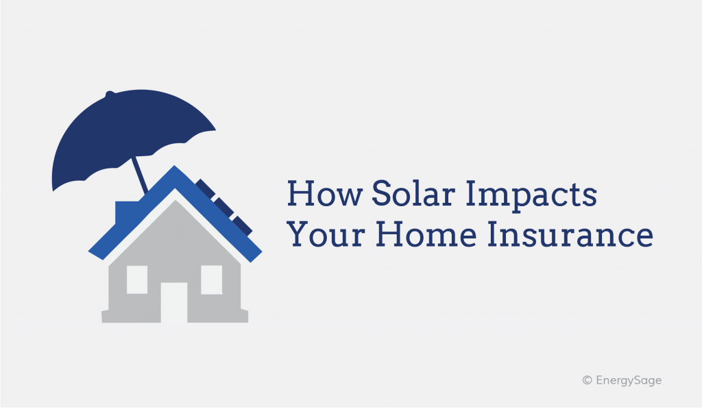 solar panels and home insurance