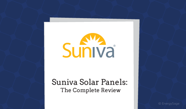 Suniva solar panels review