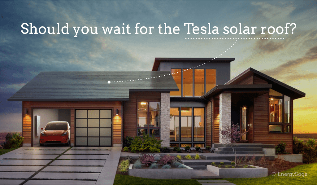 should I wait for tesla solar roof