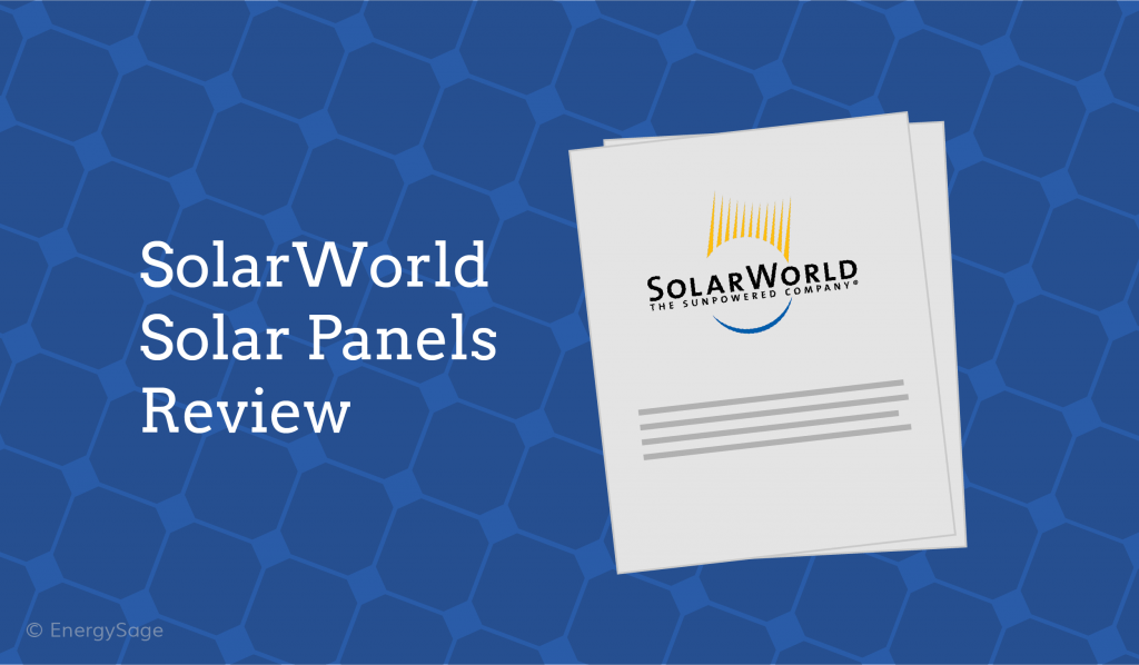 SolarWorld reviews