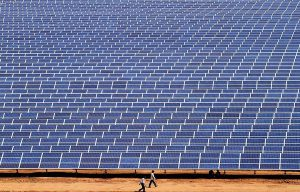 india solar power farm