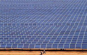 india solar power farm