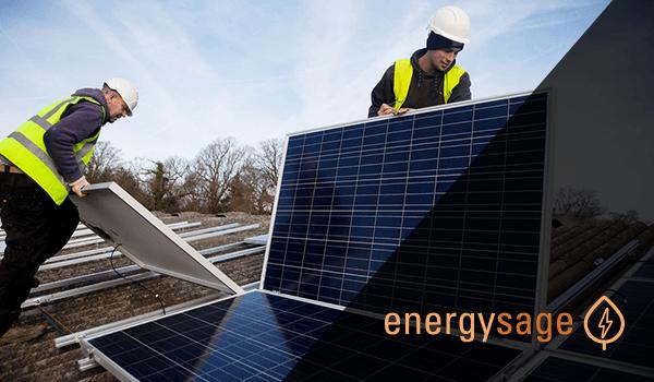 solar leads energysage