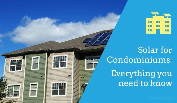 solar for condos