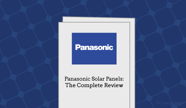 Panasonic solar panels review