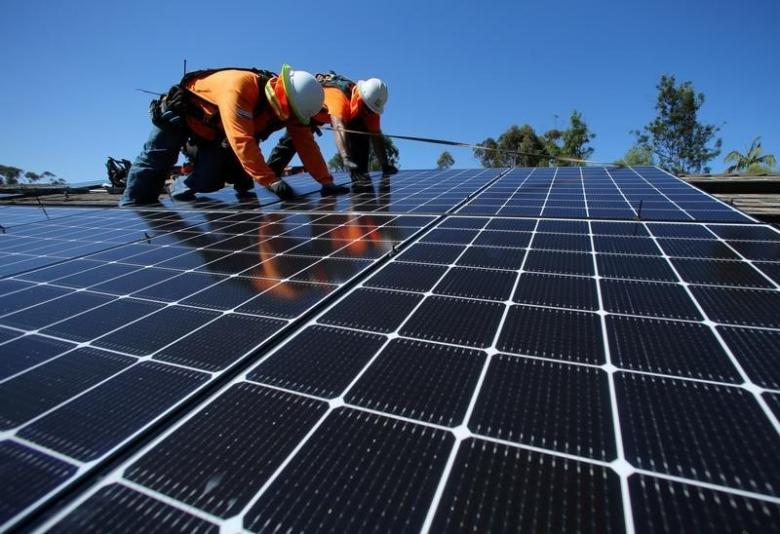 solar industry job growth