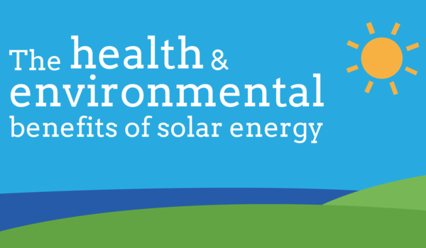 2019 Health & Environmental Benefits of Solar | EnergySage