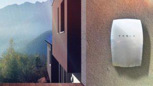 tesla powerwall outdoor