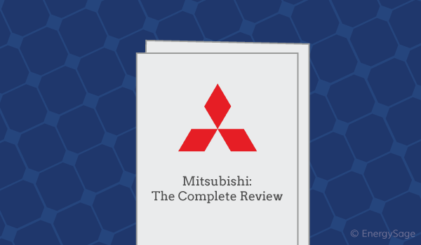 Mitsubishi solar panel review