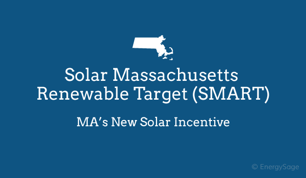 new MA solar incentive