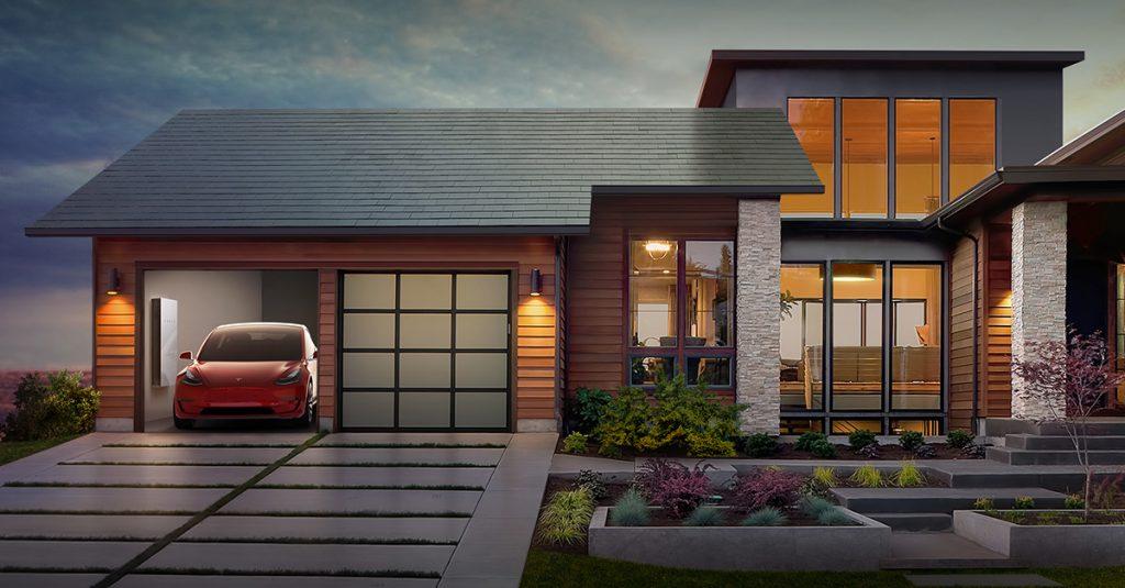tesla energy home