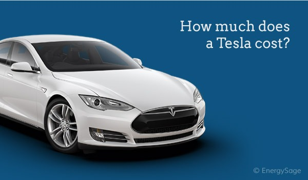 how much does a tesla cost graphic