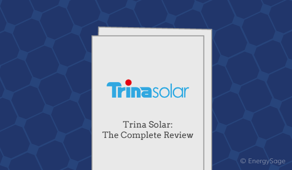 Trina solar panel review