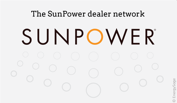 SunPower dealer network