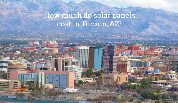 solar panel cost tucson arizona