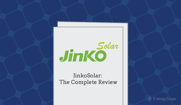jinko solar panel review