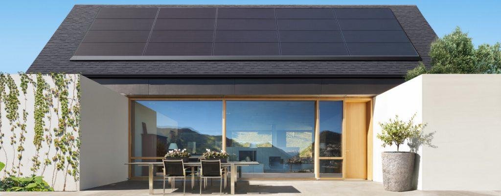 teslas solar panel 2017