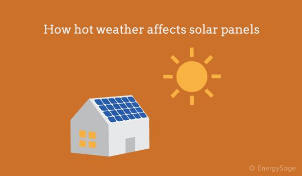 How Hot Do Solar Panels Get? PV Temperature Explained | EnergySage
