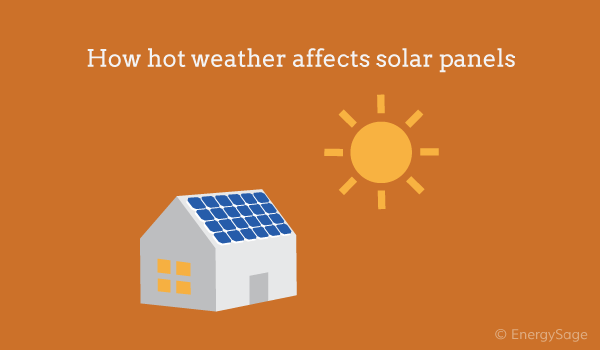 How hot do solar panels get? Effect of temperature on solar performance