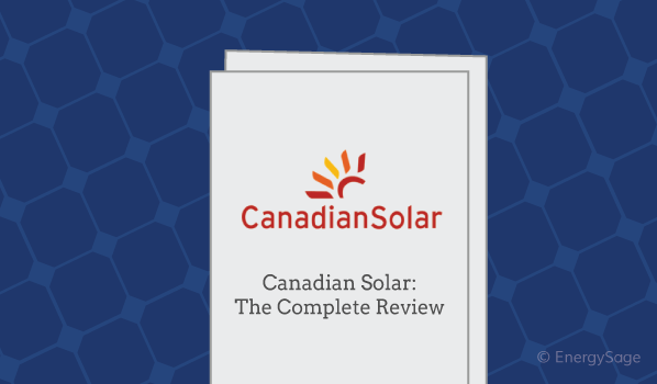 2018 Canadian Solar Panels Complete Review Energysage