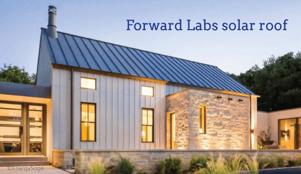 forward labs solar roof