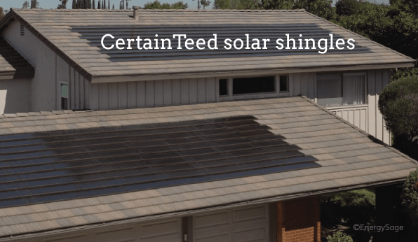 2017 Certainteed Solar Shingles Review Solar Roof
